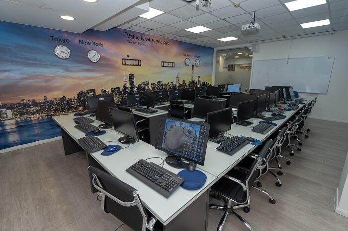 השכרת חדר מחשבים / כיתת מחשבים מחיר